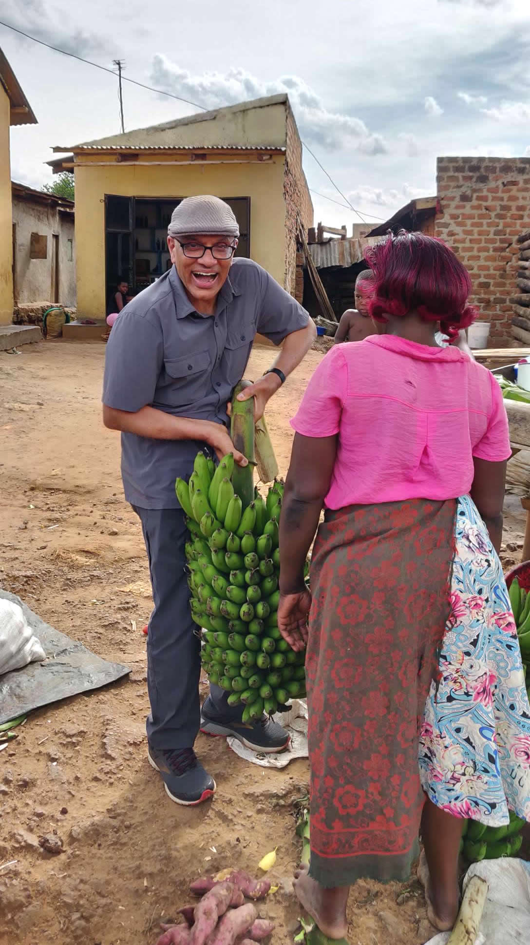 Atul Tandon leads Opportunity International in its effort to end extreme poverty