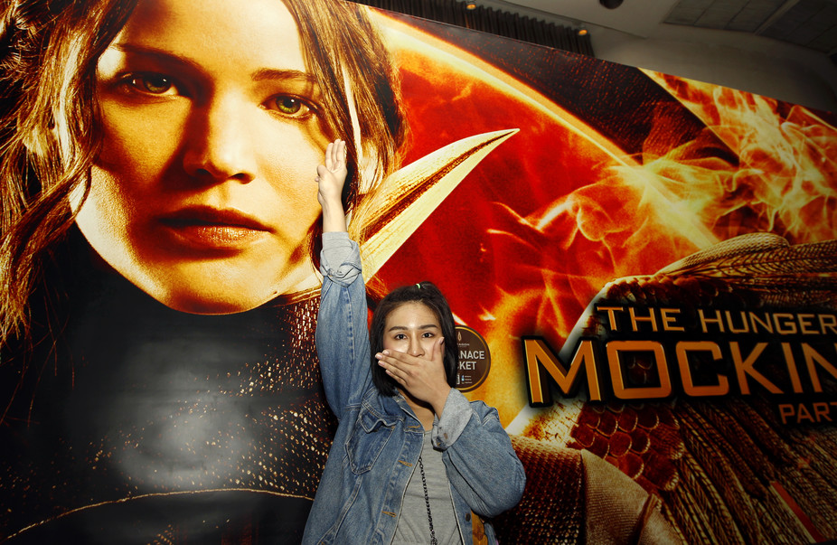 The Hunger Games 1 Full Movie - YouTube