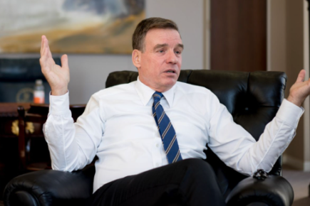 Co-sponsor of Chip Act, Senator Warner. The Bill passed unanimously in the House and 96-4 in the Senate.