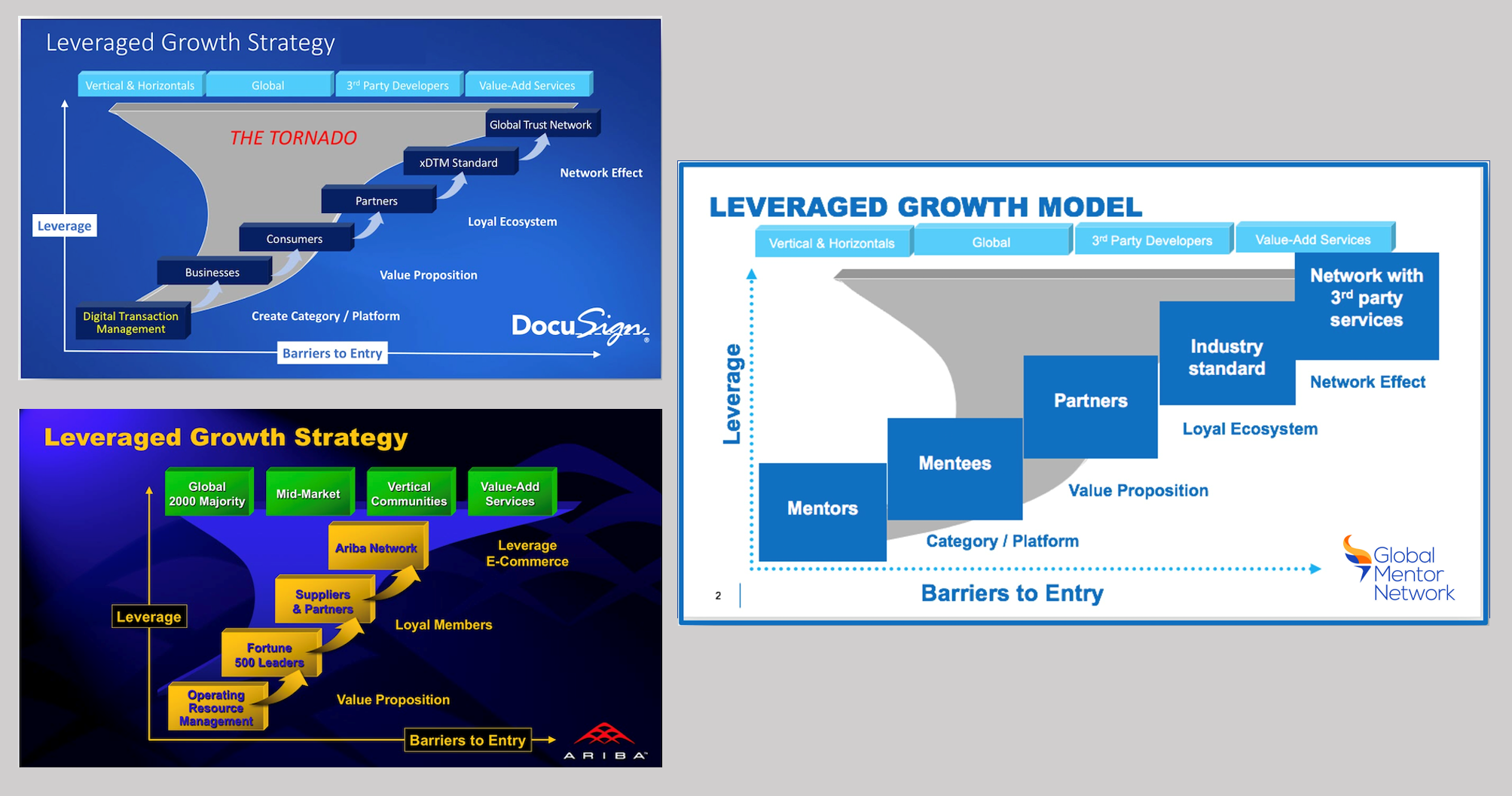 Leveraged Growth