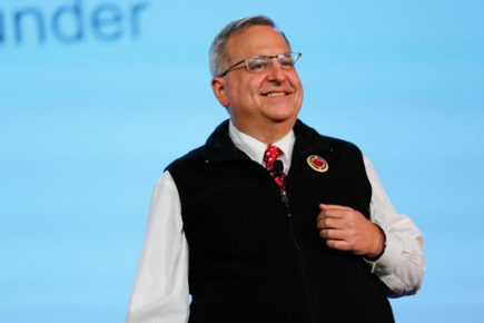 Michael Brown, Co-founder and CEO of City Year