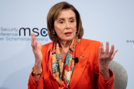 """Pelosi: """"Allowing the Sinification of 5G would be to choose autocracy over democracy"""" Photo: DPA"""