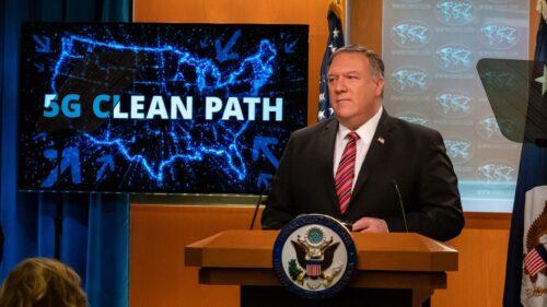Secretary Pompeo announces Clean Path