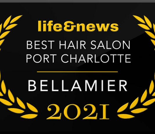 Bellamier named Best Hair Salon in Port Charlotte
