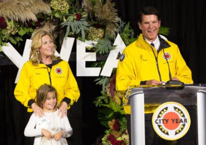 Keith & Metta honored as 2018 Citizen Leadership Award recipient