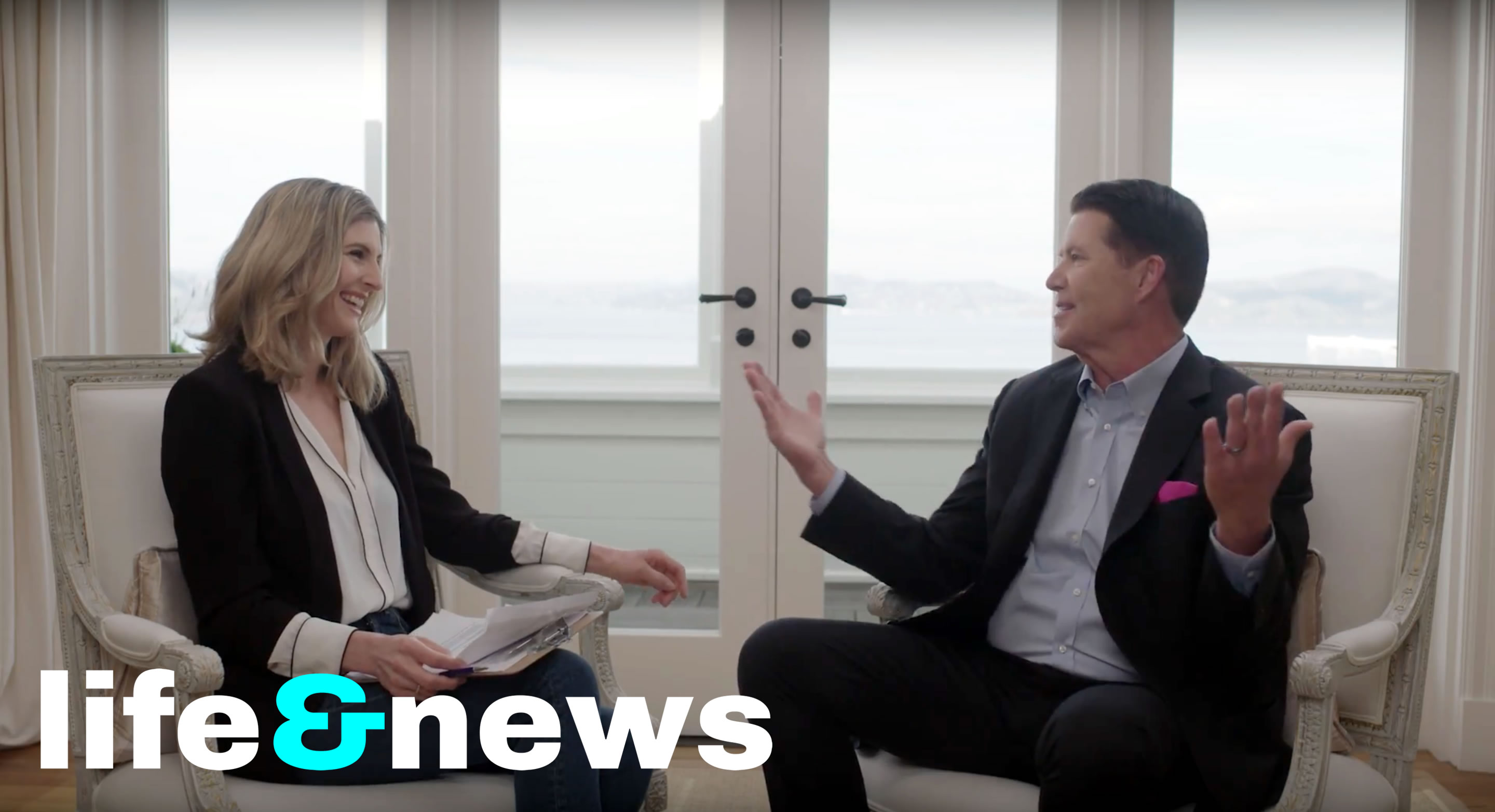 A Conversation with Keith Krach: Transformational Leadership