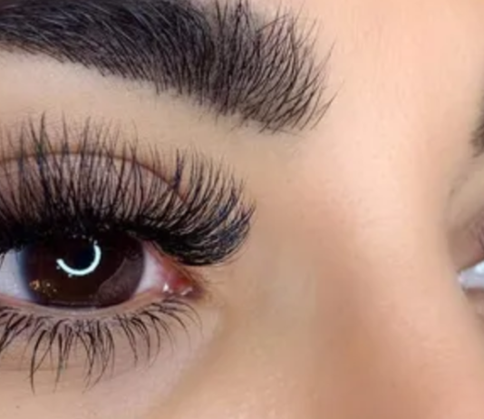 Eyelash Extensions are available at Beauty Crew SRQ