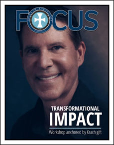 Krach on the cover of FOCUS