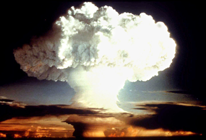 an analysis of the atomic bomb a weapon of mass destruction Get an answer for 'analyze the history of weapons of mass destruction (wmd), biological weapons, chemical weapons of mass destruction of the atomic bomb.