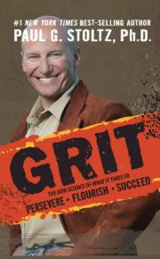 Paul G. Stoltz, author of #1 NYT Best-Seller, GRIT